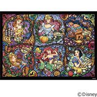 テンヨー ディズニー ジグソーパズル 1000ピース 世界最小 ブリリアントプリンセス DW-1000-433 1セット(直送品)