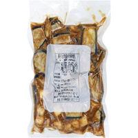 「業務用」栗木食品 茄子と厚揚げの味噌煮 000769 5袋:500g(直送品)