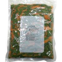 栗木食品 ささげのお浸し 000892 5袋:1kg(直送品)