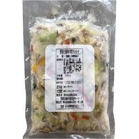 「業務用」栗木食品 野菜と豚肉の炊き合わせ 000768 5袋:500g(直送品)