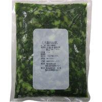 栗木食品 しろ菜のお浸し 000937 5袋:1kg(直送品)