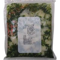「業務用」栗木食品 彩りかぶカニカマ煮 000938 5袋:1kg(直送品)