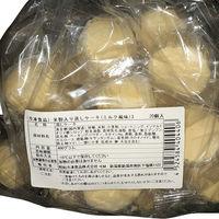 「業務用」昭和冷凍食品 米粉入り蒸しケーキ(ミルク風味) 4524584402761 5袋:20g×20(直送品)