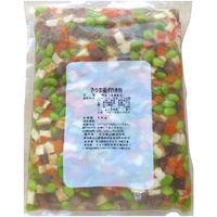 「業務用」栗木食品 さつま揚げの煮物 485465 5袋:1kg(直送品)