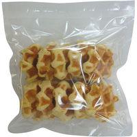 「業務用」日本リッチ ベルギーワッフルS焼成品 4902170555518 5袋:18g×10(直送品)