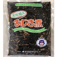 栗木食品 枝豆ひじき煮 4906379002491 5袋:500g(直送品)