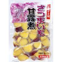 「業務用」京果食品 さつま芋甘露煮 4972570400312 5袋:600g(直送品)