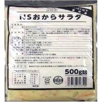 「業務用」羽二重豆腐 おからサラダ 4976530606790 5袋:500g(直送品)