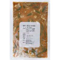 「業務用」栗木食品 豚肉と野菜の中華風 485317 5袋:500g(直送品)
