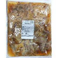 相馬食品 豚とごぼうの柳川風 001028 5袋:1kg(直送品)