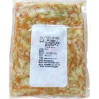 「業務用」栗木食品 キャベツのさっぱり和え 001013 5袋:1kg(直送品)