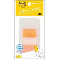 スリーエム ジャパン ジョーブ 詰替えタイプ ハーフサイズ ディスペンサー付き オレンジ 680DH-7 1セット(5個)(直送品)