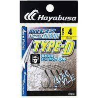 ハヤブサ FF310-6 DSR132 フィネスガード TYPE-D 1袋(直送品)