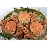 毛がに(3尾・1.2kg) 冷凍 食品 カニ かに 蟹 お取り寄せ グルメ 【沖縄・離島エリア配送不可】(直送品)