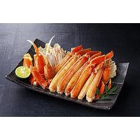 ボイルズワイカット(800〜900g) 冷凍 食品 カニ かに 蟹 お取り寄せ グルメ 【沖縄・離島エリア配送不可】(直送品)