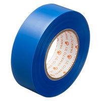 ヤマト ビニールテープ 19mm×10m 青 NO200-19-2 1セット(5巻)