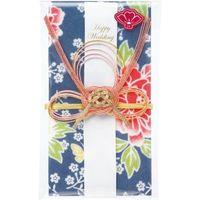 日繊商工 花衣 ご祝儀袋 JG8001-5 5個セット(直送品)
