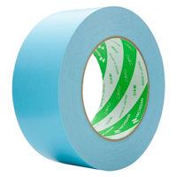 【ガムテープ】ニュークラフトテープ NO.305C 0.14mm厚 50mm×50m ライトブルー ニチバン 1箱(50巻入)