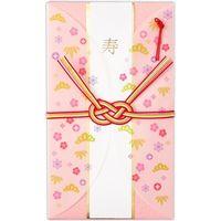 日本ホールマーク 金封 祝儀袋 寿 御結婚御祝 多当 羽衣祝儀 マルチカラー 795092 6パック(直送品)