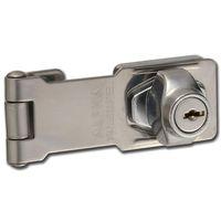 アルファ(ALPHA) 掛金錠 75mm V2550-75 1セット(直送品)