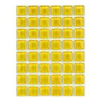 ミキ ガラスモザイクタイル イエロー MKG-1031 1セット(2個)(直送品)