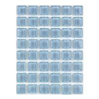 ミキ ガラスモザイクタイル パールブルー MKG-10088 1セット(2個)(直送品)