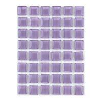 ミキ ガラスモザイクタイル ライラック MKG-1055 1セット(2個)(直送品)