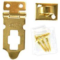 ストロング金属(STRONG) 真鍮掛金 A型 45mm 4950536110420 1セット(2個)(直送品)