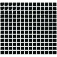 マスターリンクス タイルシール 310x310x1mm ブラック BST-13 1枚(直送品)