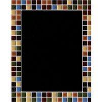 リンテックコマース(LINTEC) 貼ってはがせる黒板シール モザイクタイル BB103 1セット(2枚)(直送品)