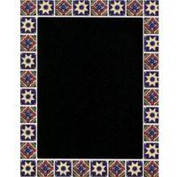 リンテックコマース(LINTEC) 貼ってはがせる黒板シール アンティークタイル BB104 1セット(2枚)(直送品)