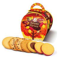 ステラおばさんのクッキー 収穫祭ミックス 1個 アントステラ クッキー 手土産 ギフト プレゼント
