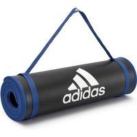 アディダス トレーニングマット ブルー ADMT12235 1個(直送品)