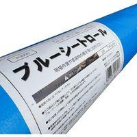 パワーテックス #3000 ブルーシートロール 1.8m×100m BPT3018R 1巻(取寄品)