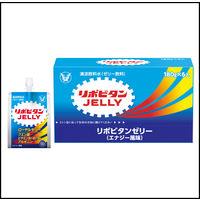 大正製薬 リポビタンゼリー 1箱(180g×6袋入)