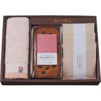 【ギフト包装】トクダ 菓のや織 今治タオル和菓子セット 210002026 1セット(2個)(直送品)