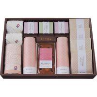 【ギフト包装】トクダ 菓のや織 今治タオル和菓子セット 210002050 1個(直送品)