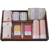 【ギフト包装】トクダ 菓のや織 今治タオル和菓子セット 210002069 1個(直送品)