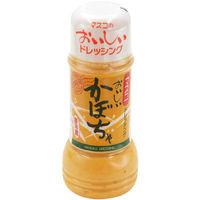 マスコ おいしいかぼちゃドレッシング 4992539004351 1箱(12本入)(直送品)