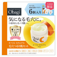 Obagi(オバジ) Cセラムゲル本品80g+酵素洗顔パウダー6個 ロート製薬
