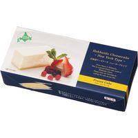 春雪さぶーる チーズケーキユーヨーク240g 29881-2 1箱(2本入)(直送品)