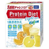 DHC プロティンダイエット ライトテイスト(7袋+1袋入)×1個