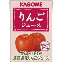 カゴメ りんごジュース 業務用 8642 279907 1ケース(36個入) 介援隊 E0662(直送品)