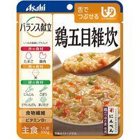 アサヒグループ食品 鶏五目雑炊 188427 100g 377400 1ケース(24個入) 介援隊 E1520(直送品)