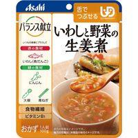 アサヒグループ食品 いわしと野菜の生姜煮 194428 100g 409152 1ケース(24袋入) 介援隊 E1520(直送品)