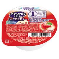 ネスレ日本 アイソカル ジェリーHC りんご味 9451153 1箱(24個入)(取寄品)
