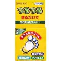 薬用かかと用クリーム 30g 4949176021845 30g×12セット 東京企画販売(直送品)