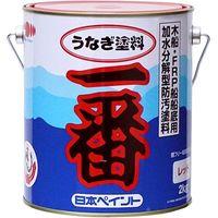 日本ペイントマリン ウナギトリョウ 1バン レッド 2KG 842M050 1個(直送品)