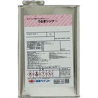 日本ペイントマリン ウナギ シンナー 1L (6個入り) 842M104 1セット(6個入)(直送品)