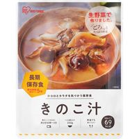 【非常食】きのこ汁 1人用(5年保存) 1箱(36食入)(直送品)